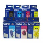 Brother Inkjet Cartridge LC-233Y