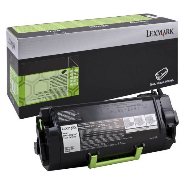 Lexmark Colour Laser Toner Cartridges C950X2YG